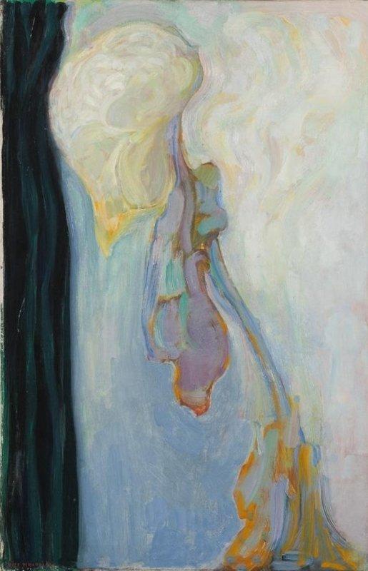 Piet Mondriaan, Metamorfose, 1908