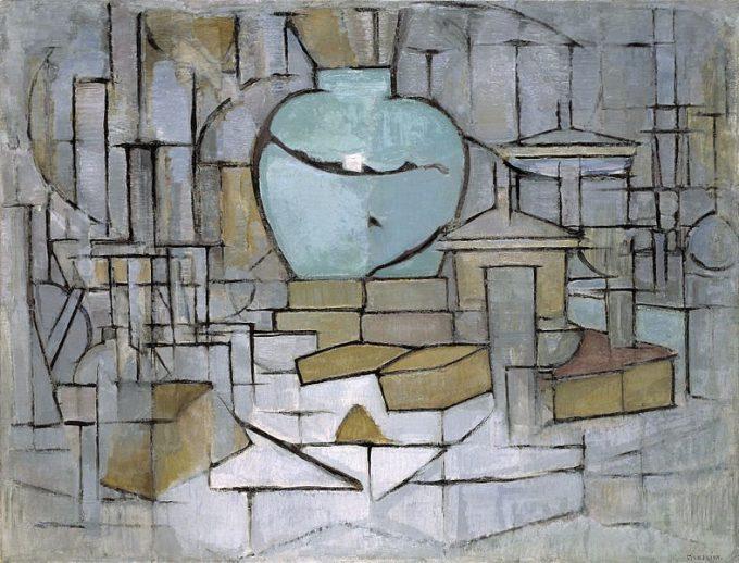Piet Mondriaan, Stilleven met gemberpot I, 1911-1912