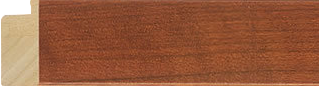 Fineer kersen, 30x15mm (breedte x hoogte)