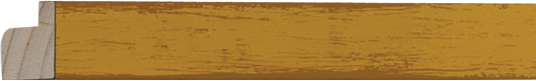 Geel, zwarte rug, 20x15mm (breedte x hoogte)